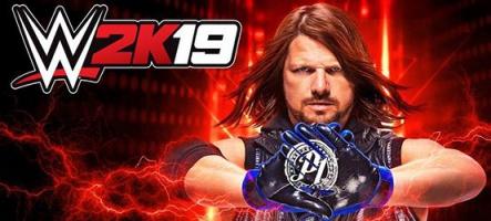 WWE 2K19 est un vrai phénomène