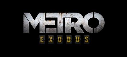 Metro Exodus : 6 minutes de gameplay avec la technologie RTX