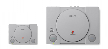 PlayStation Classic : La mini-console qui fait quand même un peu mal au cul