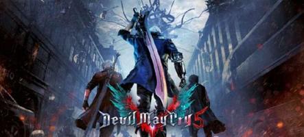 Devil May Cry 5 : Découvrez Dante en action
