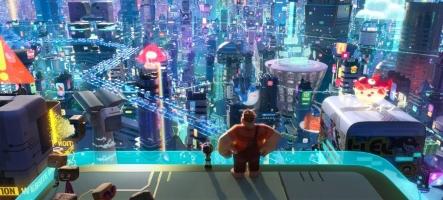 Les Mondes de Ralph 2.0 est un film de zéros