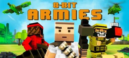 8-Bit Armies est sorti sur PS4 et Xbox One