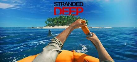 Stranded Deep : survie sur une île déserte