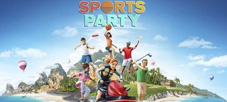 Sports Party : un nouveau jeu Ubisoft sur Nintendo Switch