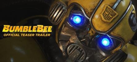 Bumblebee sort une nouvelle bande-annonce