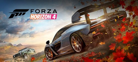 (TEST) Forza Horizon 4 (PC, Xbox One)
