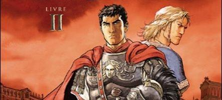 (BD) Marini : Les Aigles de Rome, Livre 2