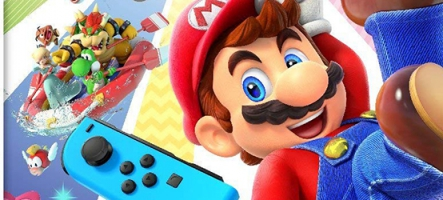 (TEST) Super Mario Party (Ninten...