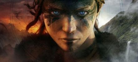Hellblade : Senuas's Sacrifice sort en boîte sur PS4 et Xbox One