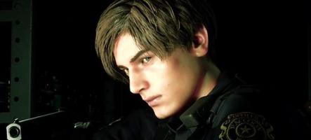 Du gameplay baveux pour le remake de Resident Evil 2