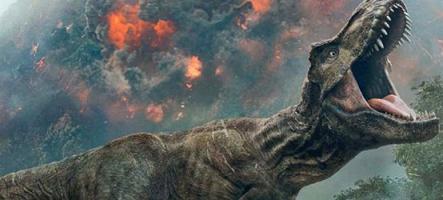 Jurassic Park Fallen Kingdom est sorti en DVD et Blu-ray