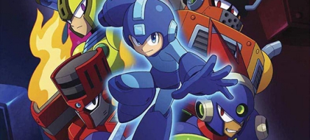 (TEST) Mega Man 11 (PC, Nintendo Switch, Xbox One, PS4)