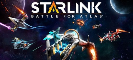 Starlink Battle for Atlas est disponible