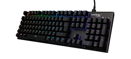 (TEST) Hyper X Alloy FPS RGB, un...