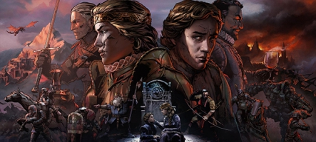 Thronebreaker: The Witcher Tales, la bande-annonce de gameplay
