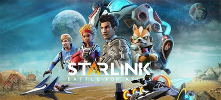 (TEST) Starlink : Battle for Atlas (PS4, Xbox One, Nintendo Switch)