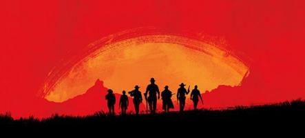 Red Dead Redemtion 2 : 107 Go de place, 2 disques
