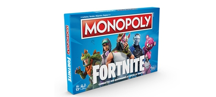 Fortnite : le Monopoly