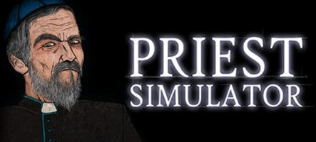 Priest Simulator : Un jeu vidéo qui vous met dans la peau d'un prêtre !