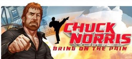 Chuck Norris est tellement fort qu'il arrive même à entrer dans un iPhone