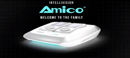 Intellivision revient avec l'Amico, sa nouvelle console !