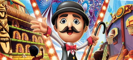 Carnival Fête Foraine : 20 mini-jeux de folie !