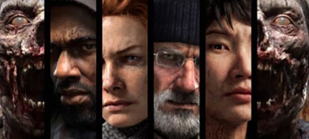 Overkill's The Walking Dead est disponible