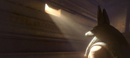 Escape the Lost Pyramid : Un escape game en VR dans Assassin's Creed