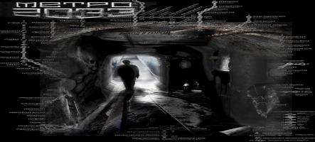Metro 2033, maintenant la bande-annonce