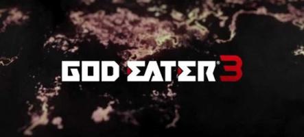 God Eater 3 : gameplay et cinématique d'ouverture