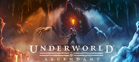 Underworld Ascendant disponible sur Steam