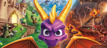(TEST) Spyro Reignited Trilogy (...