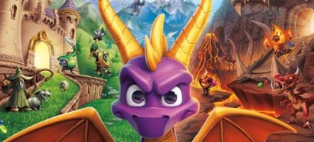 (TEST) Spyro Reignited Trilogy (...