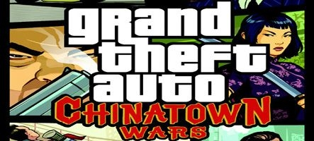 Grand Theft Auto : Chinatown Wars (PSP)