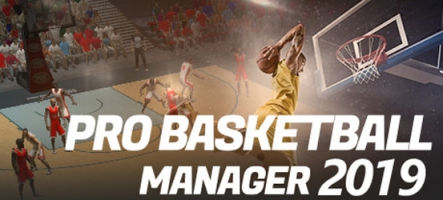 (TEST) Pro Basketball Manager 2019 (PC)
