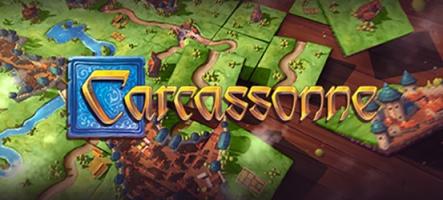 Carcassonne : le jeu de plateau débarque sur Nintendo Switch