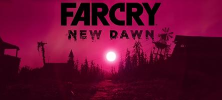 Far Cry New Dawn est annoncé