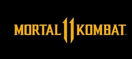 Mortal Kombat 11 annoncé