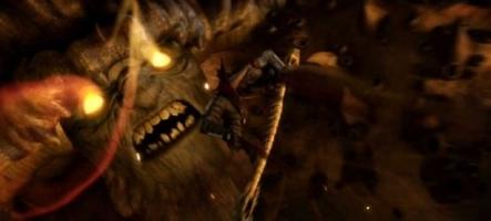 Nouvelles images de Dante's Inferno sur PSP