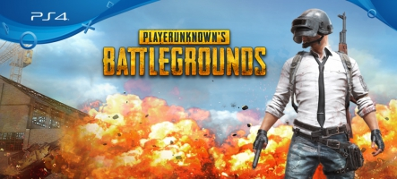 (TEST) PlayerUnknown's BattleGrounds (PS4)