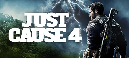 (TEST) Just Cause 4 (PC, PS4, Xbox One)