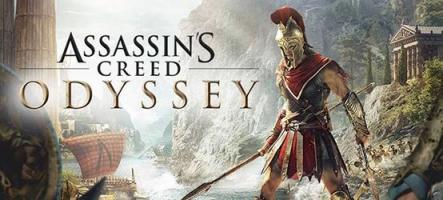 Assassin's Creed Odyssey : du bonus pour le mois de janvier