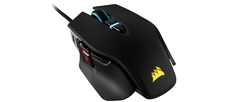 (TEST) Corsair M65 RGB Elite, un...