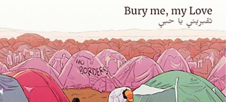Enterre-moi, mon amour : décidez du destin d'une migrante
