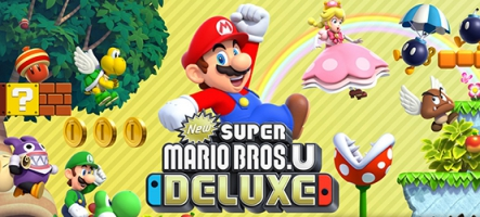 (TEST) New Super Mario Bros. U D...