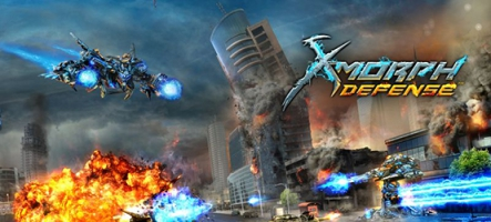 X-Morph: Defense sur Nintendo Switch le 21 février
