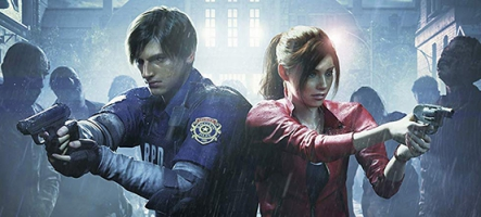 (TEST) Resident Evil 2 (PC, PS4, Xbox One)