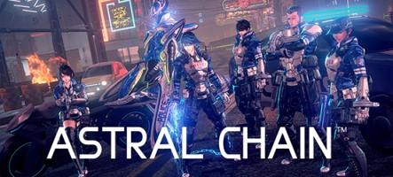 Platinum Games annonce Astral Chain sur Nintendo Switch