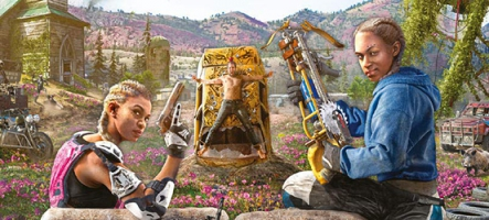 (TEST) Far Cry New Dawn  (PC, PS...