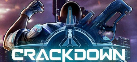 (TEST) Crackdown 3 (PC, Xbox One...